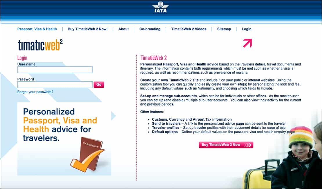 research visa requirements on timaticweb