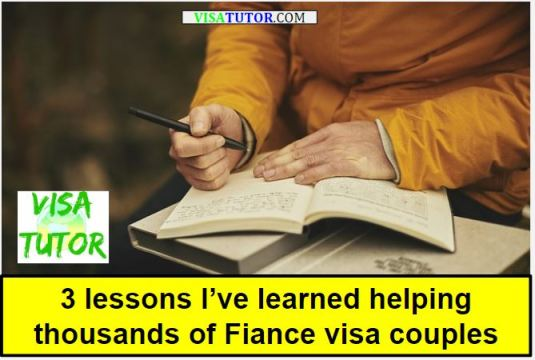 top lessons learned after helping thousands of couples in the fiance K-1 visa process