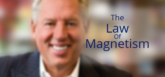 John Maxwell's Law of Magnetism