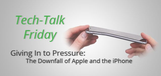 Giving In to Pressure: The Downfall of Apple and the iPhone