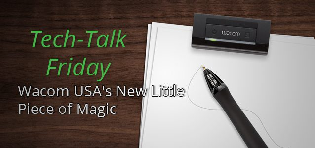 Wacom USA's New Little Piece of Magic