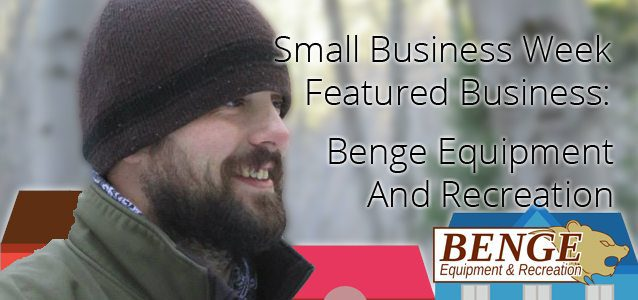 Small Business Week Featured Business: Benge Equipment And Recreation