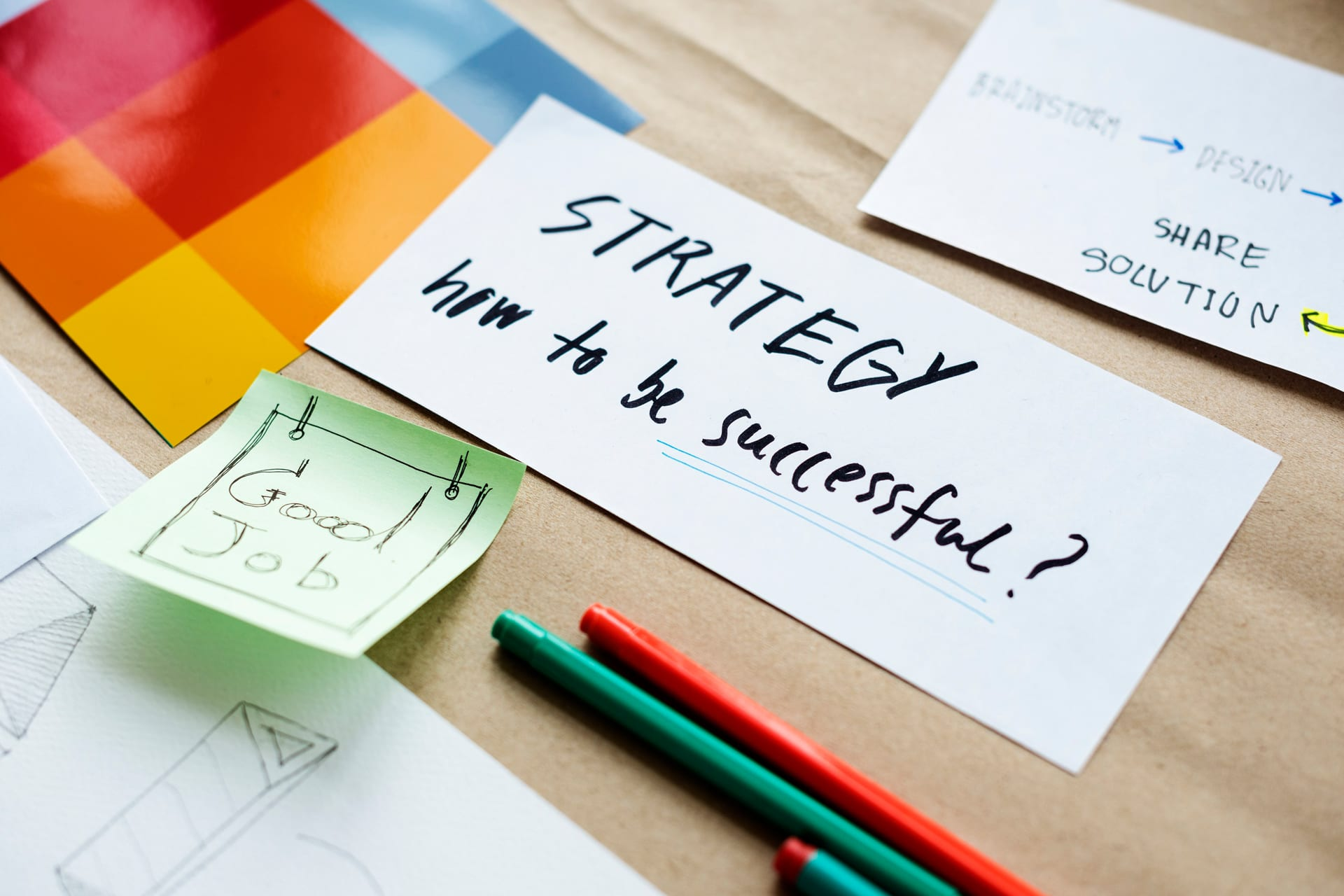 Planning out a successful inbound marketing strategy no longer has to be a mystery.