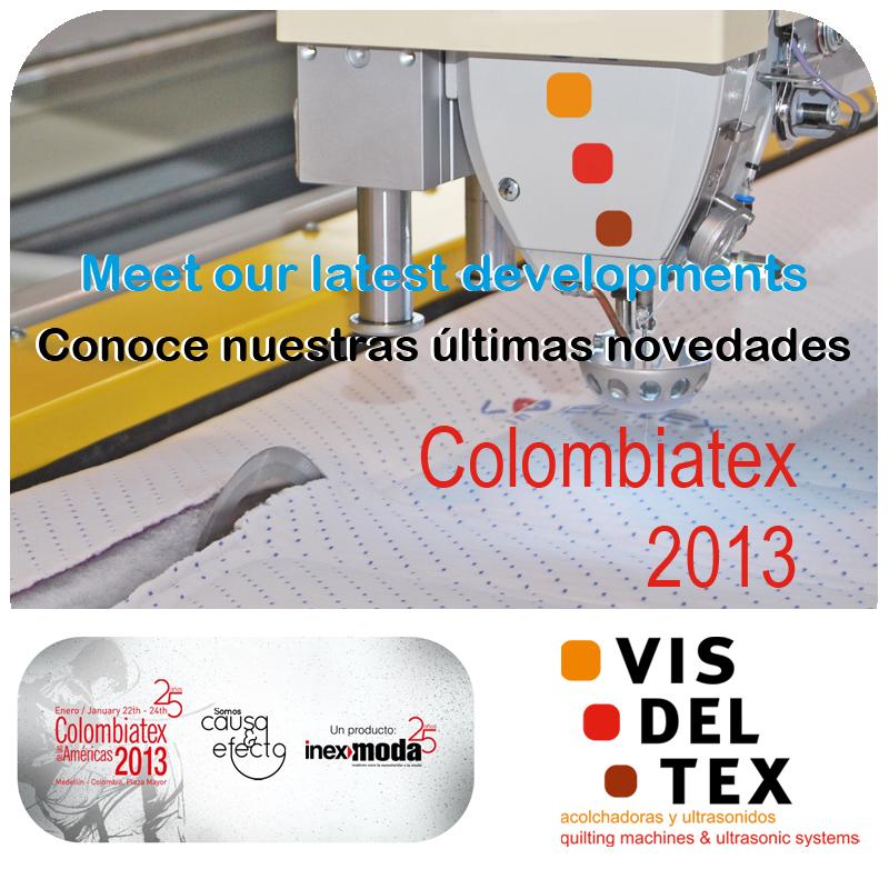 Visdeltex Colombiatex 2013