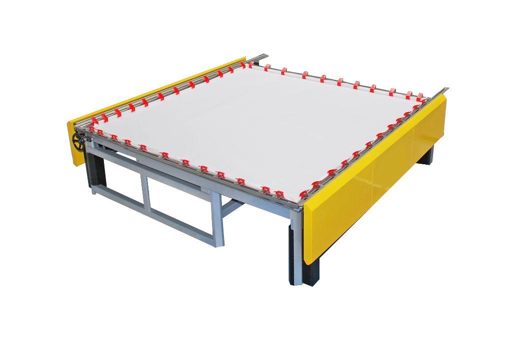 Mesa montaje marcos VT 4001