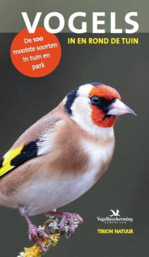 #7. Vogels in en rond de tuin