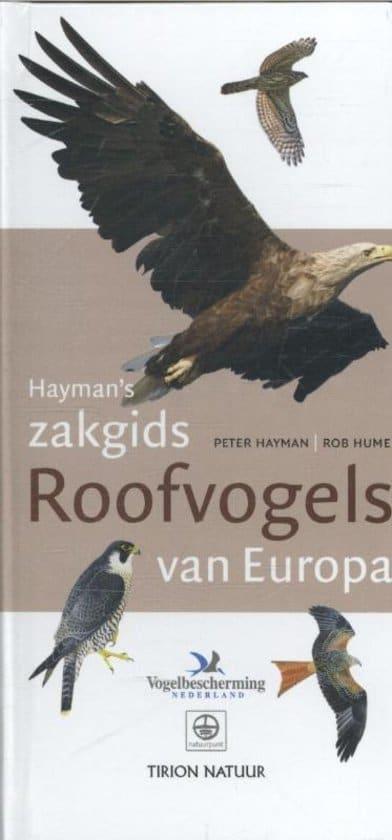 Hayman's zakgids Roofvogels van Europa