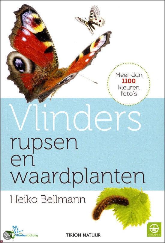 Vlinders rupsen en waardplanten