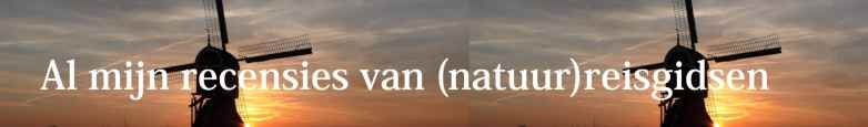 recensies van natuurreisgidsen