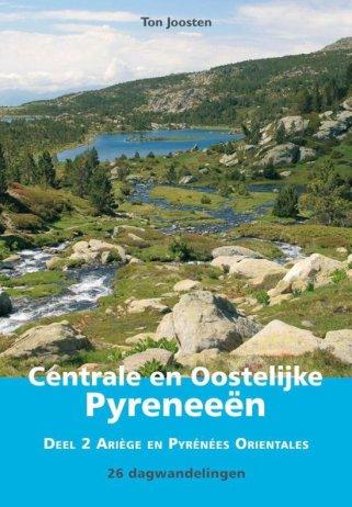 Wandelgids Centrale en Oostelijke Pyreneeën