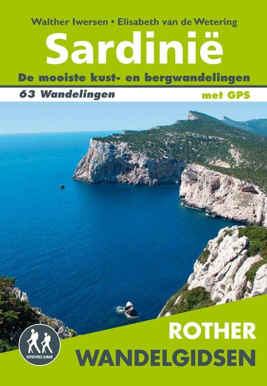 Rother Wandelgidsen Sardinië