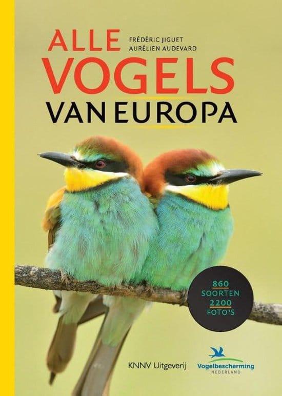 #2. Alle vogels van Europa