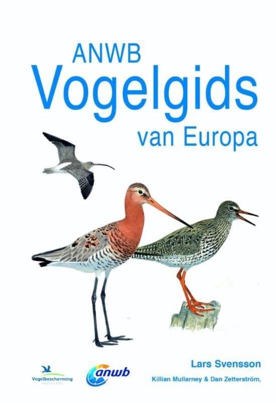 #1. ANWB Vogelgids van Europa
