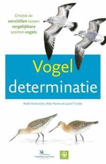 vogeldeterminatie verschillen tussen vogels ontdekken