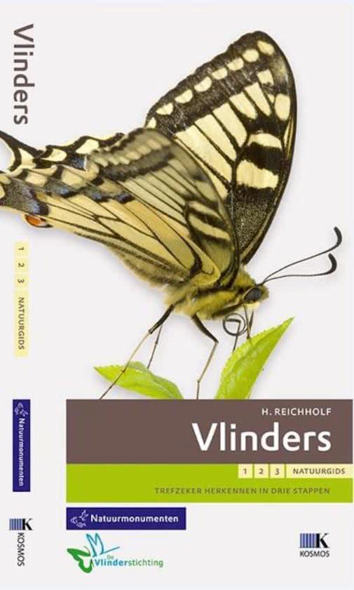 #8. 1-2-3 Natuurgids Vlinders