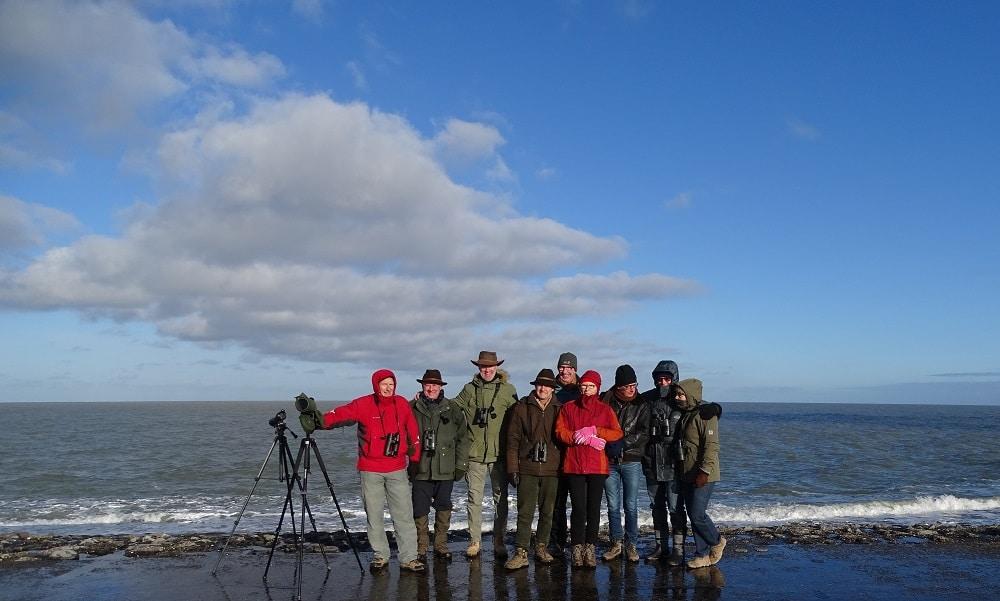 vogelexcursie zeeland