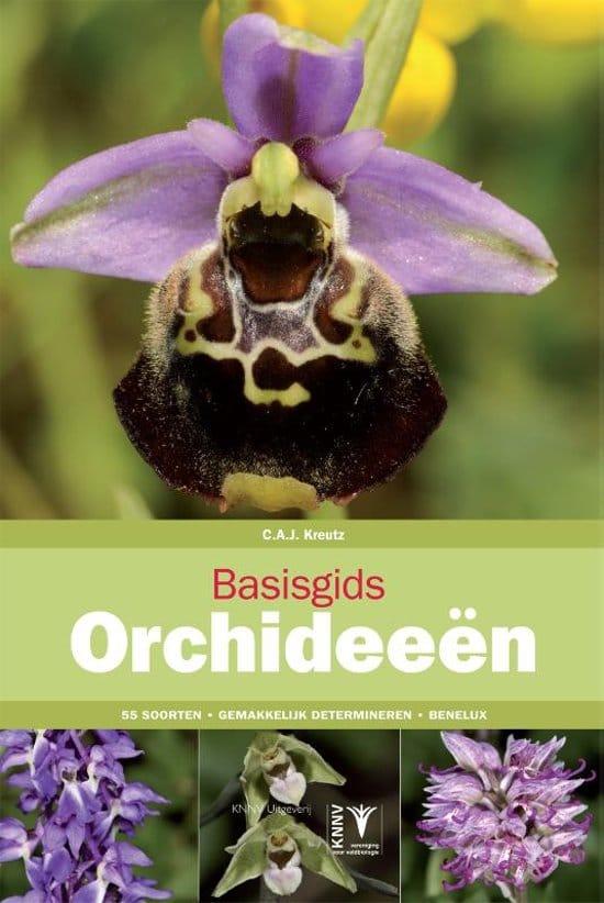 recensie basisgids orchideeen Kreutz