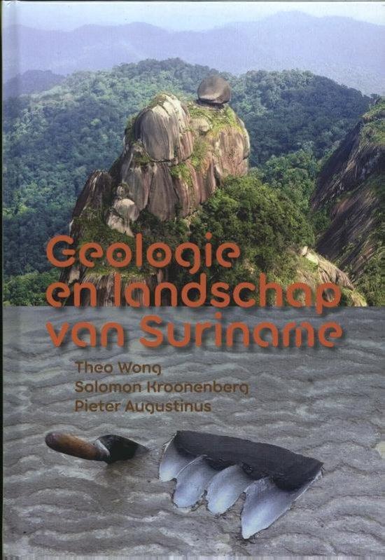 recensie geologie en landschap van suriname