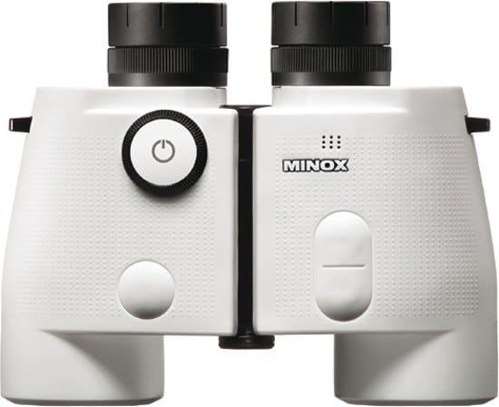 ANWB Verrekijkertest Minox witte Verrekijker 7x50 DCM