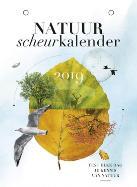 Natuurscheurkalender 2019