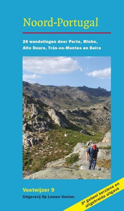 recensie wandelgids noord portugal roel klein