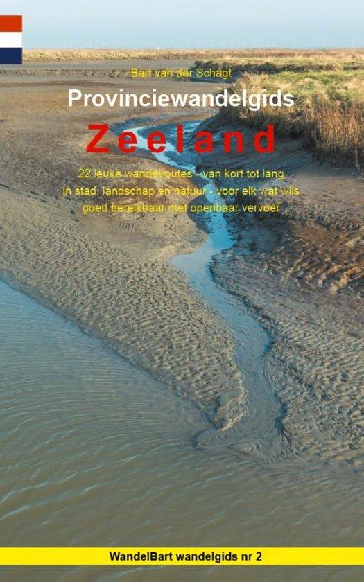 Recensie Provinciewandelgids Zeeland Wandelbart