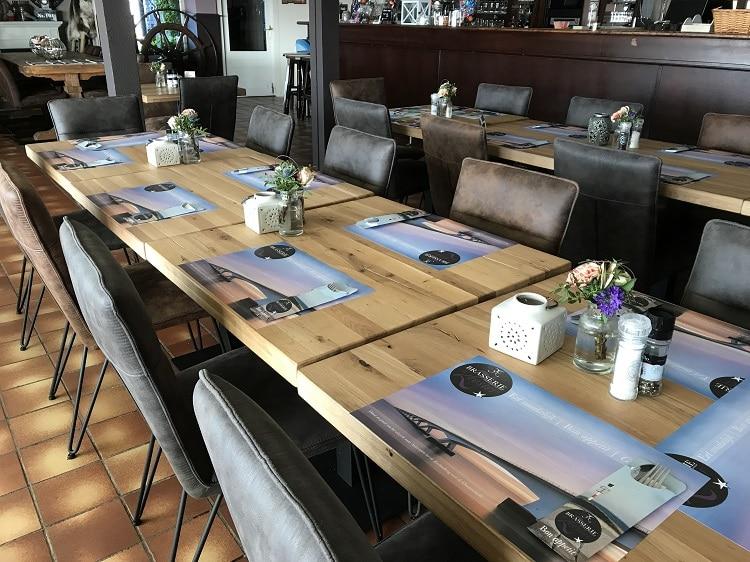 beste restaurants met uitzicht over de oosterschelde d