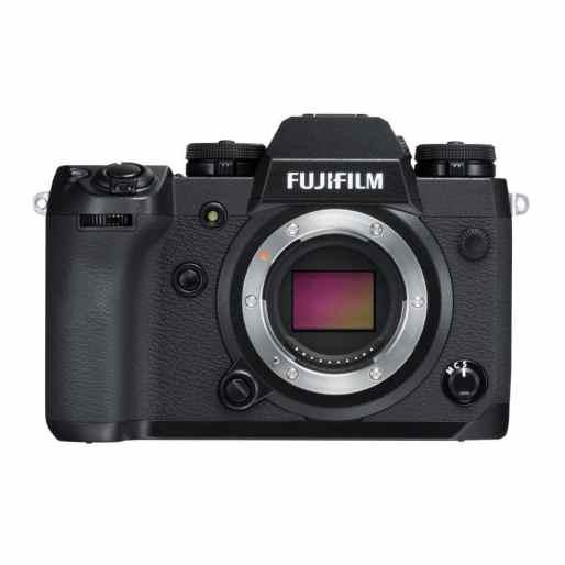 beste 4k systeemcamera om te filmen Fujifilm X H1 systeemcamera