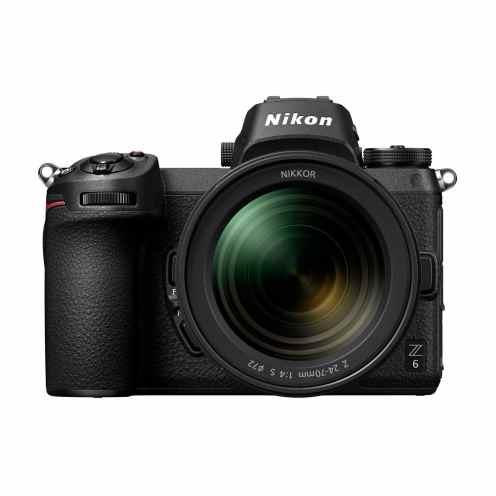 beste 4k systeemcamera om te filmen Nikon Z6 systeemcamera