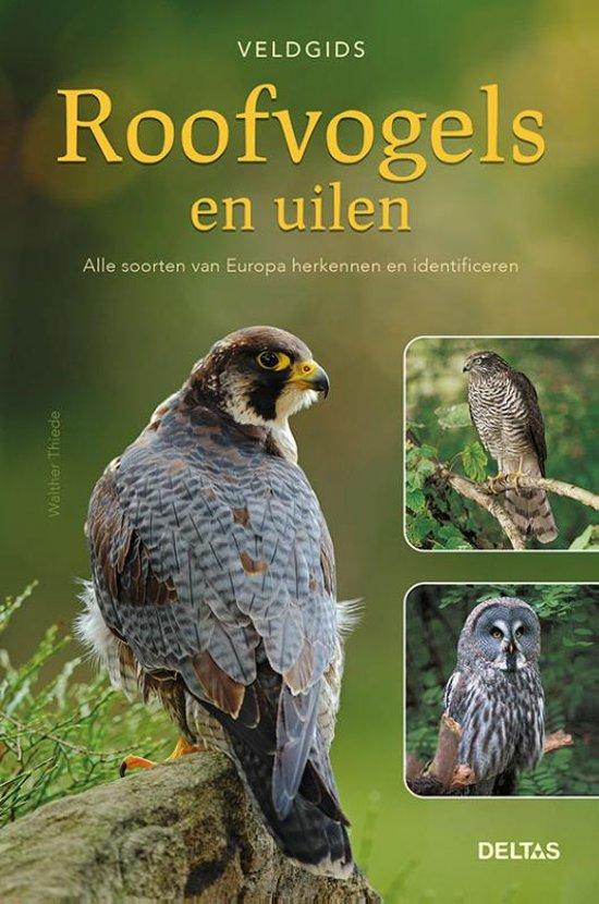 #10. Veldgids Roofvogels en uilen