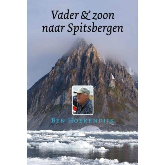 Vader en zoon naar Spitsbergen