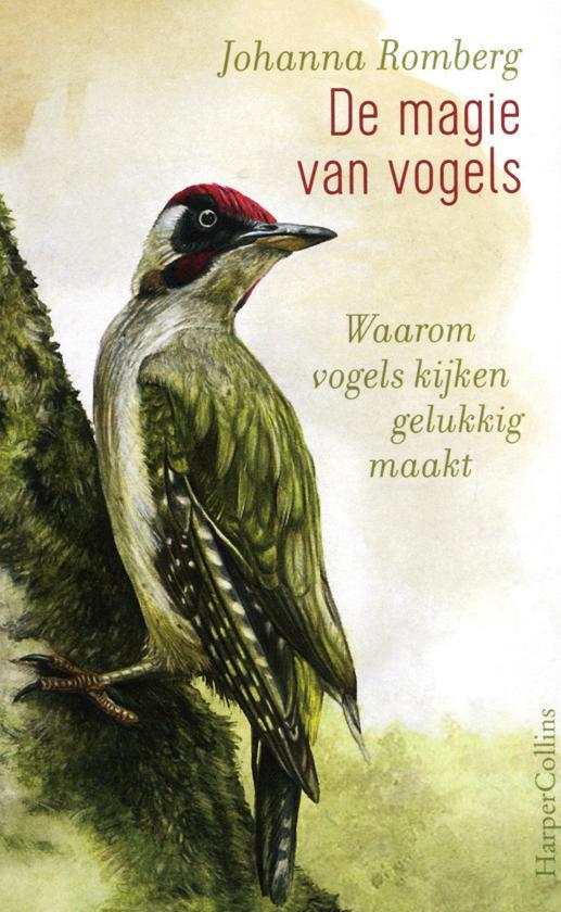 recensie de magie van vogels kijken johanna romberg
