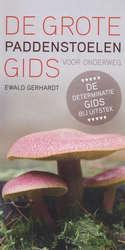 #1. De grote paddenstoelengids voor onderweg door Ewald Gerhardt