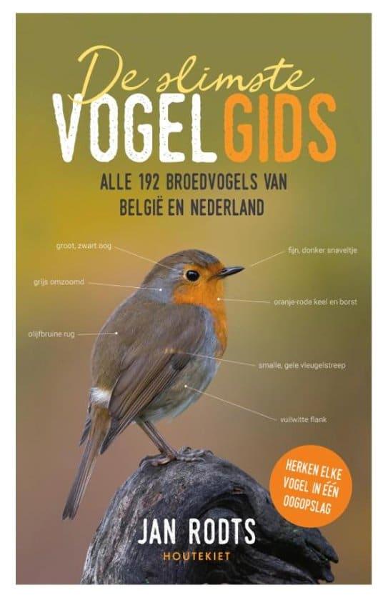 #7.  De slimste vogelgids