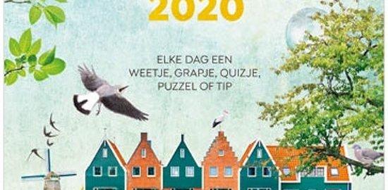 recensie vogelscheurkalender 2020