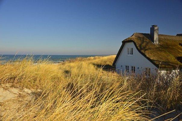 Een vakantiehuisje midden in de natuur
