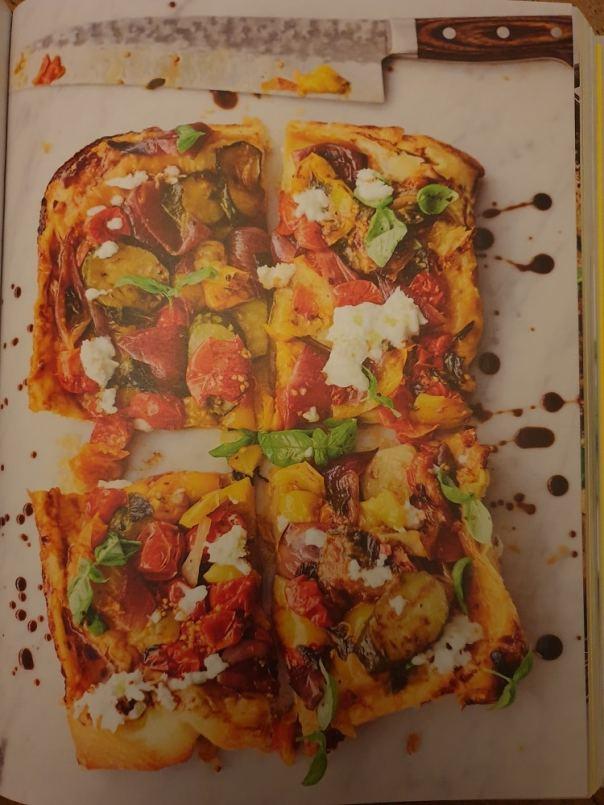 recensie VEG jamie oliver bladerpizza