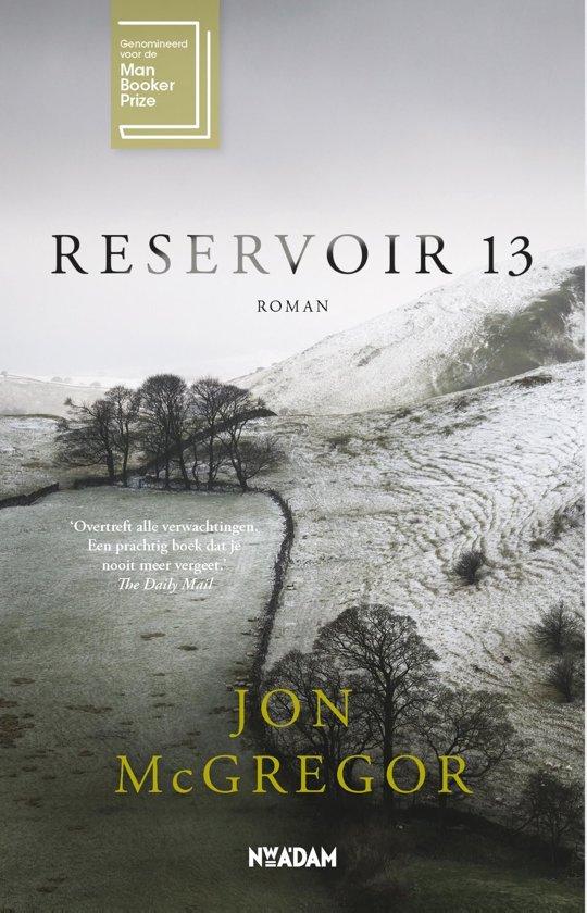 recensie reservoir 13 jon mcgregor man booker prize