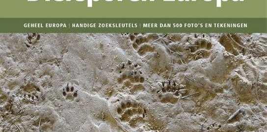 recensie Veldgids Diersporen Europa annemarie van diepenbeek