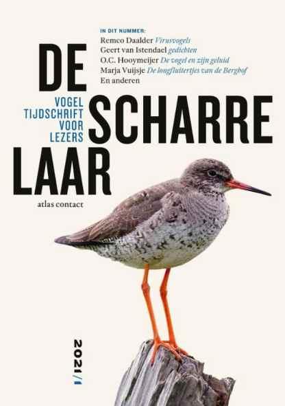 recensie de scharrelaar vogeltijdschrift voor lezers 2021