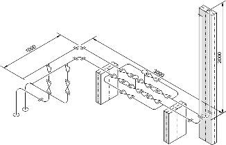 Pipe Fitting Isometric Coloring Pages