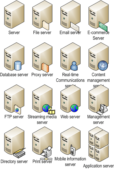 Visio Guy Visio Network Server Shape Icon Customization Tool