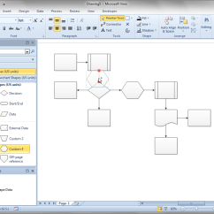 Cognos Architecture Diagram Ford F250 Wiring Lights Visio System Template Free