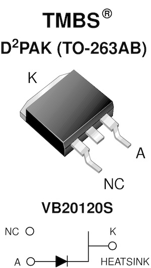 Trench Mos Schottky Rectifiers