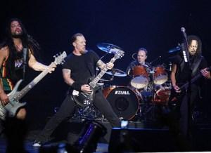 METALLICA LIVE 2009