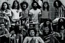 Uma família hippie