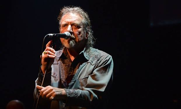 "Ouça agora ""The May Queen"" 1º single do álbum Carry Fire de Robert Plant"