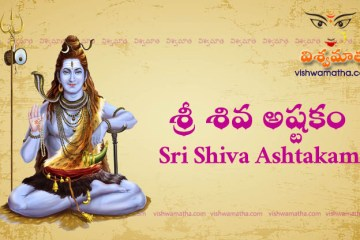 sri shiva ashtakam
