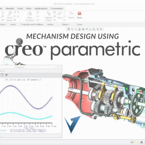 Mechanism Design using Creo Parametric Training Courses, Classes, and Programs