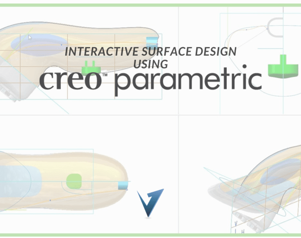 Interactive Surface Design using Creo Parametric Training Courses, Classes, and Programs